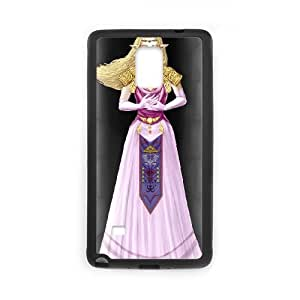 Samsung Galaxy Note 4 Cell Phone Case Black The Legend of Zelda Ocarina of Time Xihto