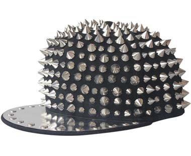 Amio Sombreros, Gorras Planas Punk de Moda Hiphop Gorras de Hip ...