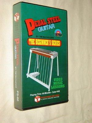Pedal Steel Guitar the Beginner's Series (Steel Guitar Barnes)