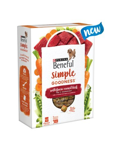 Beneful Simple Goodness Dry Dog Food with Real Chicken