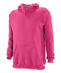 Russell Athletic Youth Dri-Power Fleece Pullover Hoodie - C03 - M - Watermelon Pink