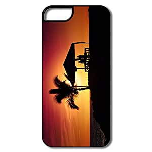 Custom Best Hard Plastic Case Summer Chill Out For Iphone 5s Cases