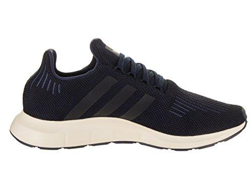 Adidas Mænds Swift Run Primeknit Originaler Løbesko Kollegialt Flåde / Sort-trace Blå 6Bhydy