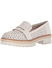 Nine West Women's Gradskool Nubuck Oxford Flat