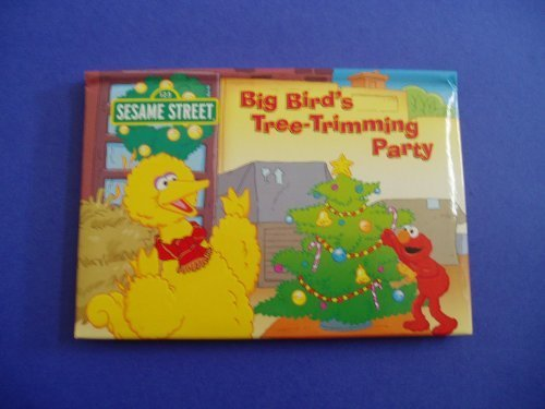 Big Bird's Tree-Trimming Party (Sesame Street Pop-Up Christmas) by Lee Howard published by Paradise Press Inc. (2008) [Hardcover] ()