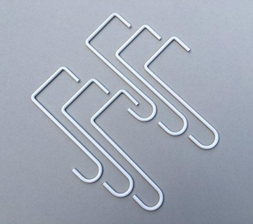 Alumahangers powder coated steel hangers - 3