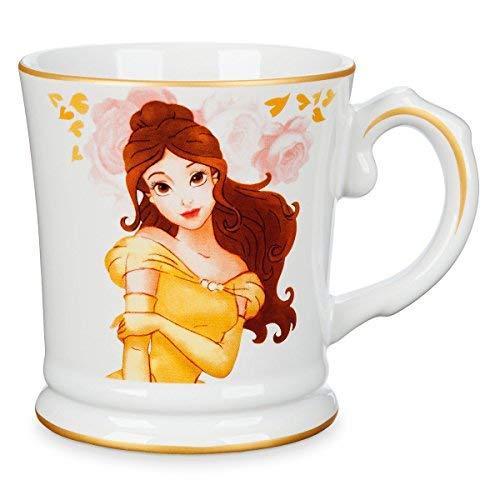 (Disney Store Princess Signature Mug 2018 (Belle))