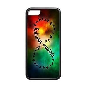 LeonardCustom- The Lion King Hard Shell Back TPU Rubber Silicone Case for iPhone 5C -LCI5CU284 hjbrhga1544