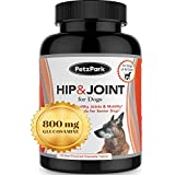 Glucosamine for Dogs Chondroitin MSM - Hip and Joint...