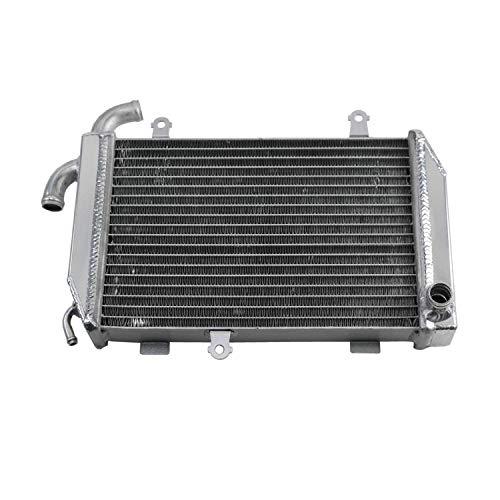 CoolingCare Right Aluminum Radiator, 2 Row 32mm Core Radiator for Honda Goldwing 1800 GL1800 -