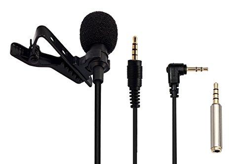 AGPTEK Lavalier Omnidirectional Condenser Microphone product image