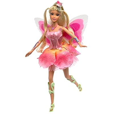 Mattel Barbie Fairytopia Elina Doll: Toys & Games