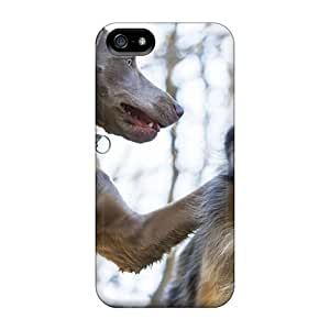 Iphone 5/5s IUL42014qWGX Hallo My Friend How Are You Cases Covers. Fits Iphone 5/5s