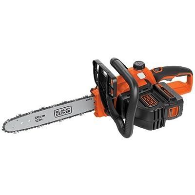 BLACK+DECKER LCS1240 40V MAX Cordless Chainsaw