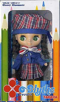 BLYTHE PETITE PBL-37 CLASSY CLASSEMATE DOLL (japan import)