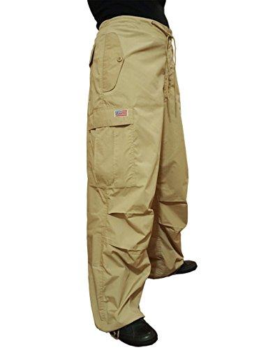 Ufo Pants (UFO's Classic Wind Pant, Khaki (X-large))