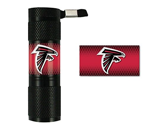 Atlanta Falcons Official NFL 3.5 inch x 1 inch Flashlight by Team Promark by Team ProMark