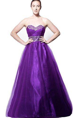 atopdress - Robe - Sans Manche - Femme Violet Violet 36 -  Violet - 48