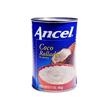 Ancel Grated Coconut (Pack of 6)