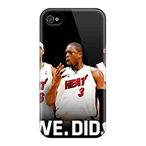 Iphone 6 VNy7195uhEy Provide Private Custom Trendy Miami Heat Pattern Scratch Resistant Hard Cell-phone Cases -JoanneOickle