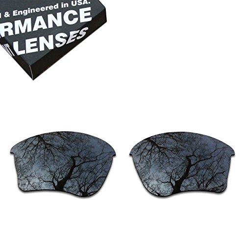 ToughAsNails Polarized Lens Replacement for Oakley Half Jacket XLJ Sunglass - - Half Lenses Xlj Replacement Oakley Jacket Polarized
