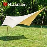 Hilander(ハイランダー) TCタープ トラピゾイド