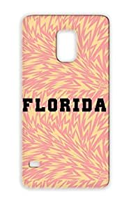 States Florida USA State College Cities Countries Black Case Cover For Sumsang Galaxy S5