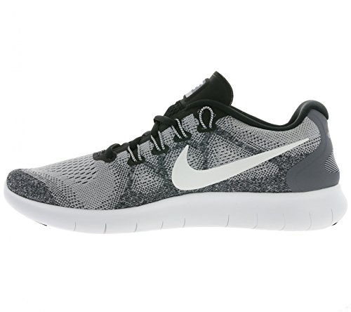 Nike Mens Free Run 2017 Running Sneakers Dal Traguardo
