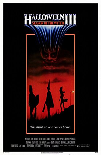 HALLOWEEN III 3 Season of the Witch  Movie Poster 24x36