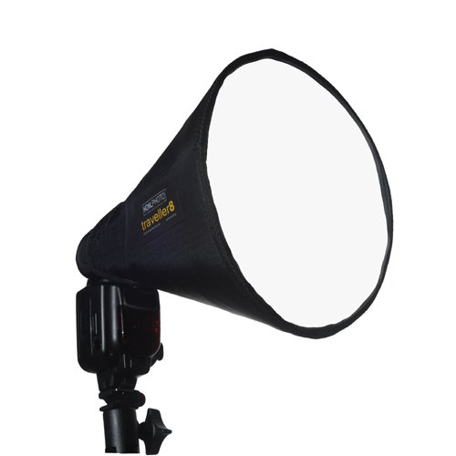 Honl Softbox 8 Travel Softbox for Compact Flash Devices