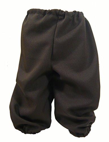 Poplin Cape (1236 (Lg 14-16, Brown) Child Knickers)