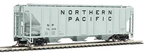 - Walthers HO Scale 54' PS2 4427 Covered Hopper Northern Pacific/NP #76295
