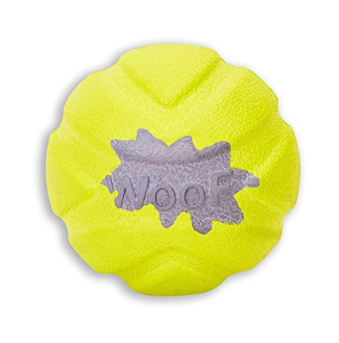 Pohshido Dog Balls Toy, Floating Balls Fetch Toys for Dogs, Dog Rubber Ball Safe Durable Interactive Dog Toy, Bite Resistant Training Toys for Small Medium and Large Dogs, 3 Choices Available