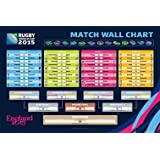 Rugby World Cup 2015Poster mural fixations