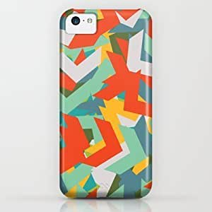 Society6 - Chevron iPhone & iPod Case by INDUR