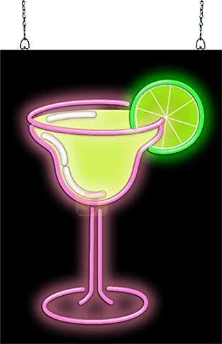 Jantec Sign Group Margarita Glass Neon Sign