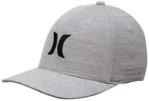 Hurley Dri-Fit Cutback Hat - Wolf Grey - L/XL