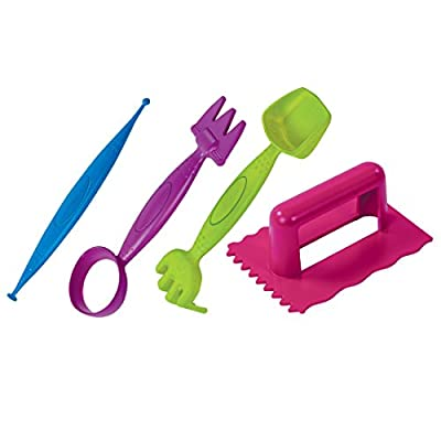 Kinetic Sand Accessory Tool: Toys & Games