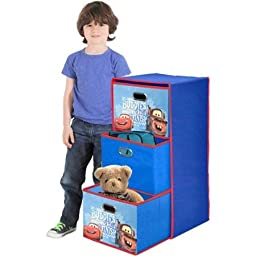 Disney Cars Collapsible Storage
