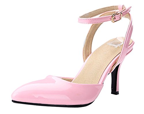 honeystore-womens-patent-leather-pointed-toe-stiletto-lace-up-sandal-pink-5-bm-us