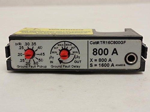 GE TR16C800GF Power Break II, type TR16, 800A