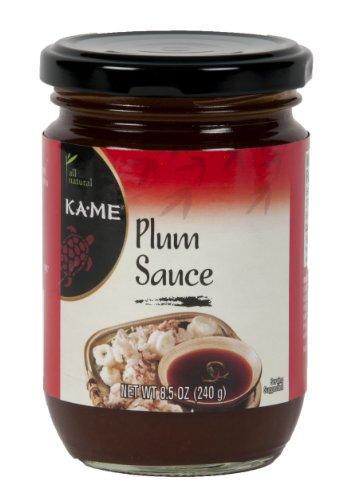 - Kame Plum Duck Sauce, 8.5 Oz Pack - 6 per case