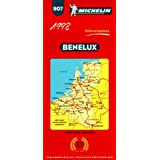 Michelin Red Guide Benelux 1998 (Michelin Maps)
