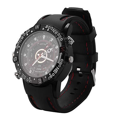 8Gb Waterproof Spy Watch Hidden Camera - 2
