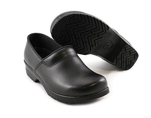 Euro-Dan , Chaussures de sécurité pour homme Noir Noir