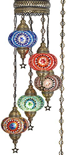 Moroccan Light Pendant
