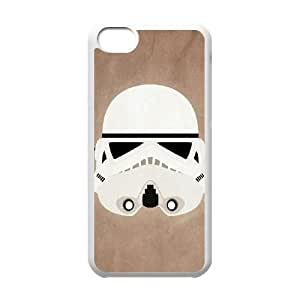 Star Wars iPhone 5c Cell Phone Case White JN76730K