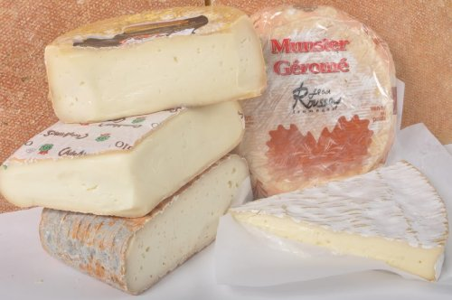 Pungent Cheese Assortment - 5 Cheeses (8 oz Each) by Gourmet555 (Image #4)'