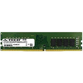Crucial CT8G4DFS824A A-Tech Equivalent 8GB DDR4 2400Mhz 19200 Desktop Memory RAM
