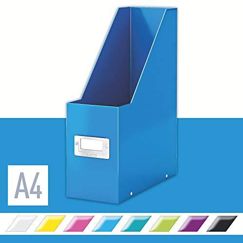 Leitz Revistero, Click and Store, A4, Azul, 60470036